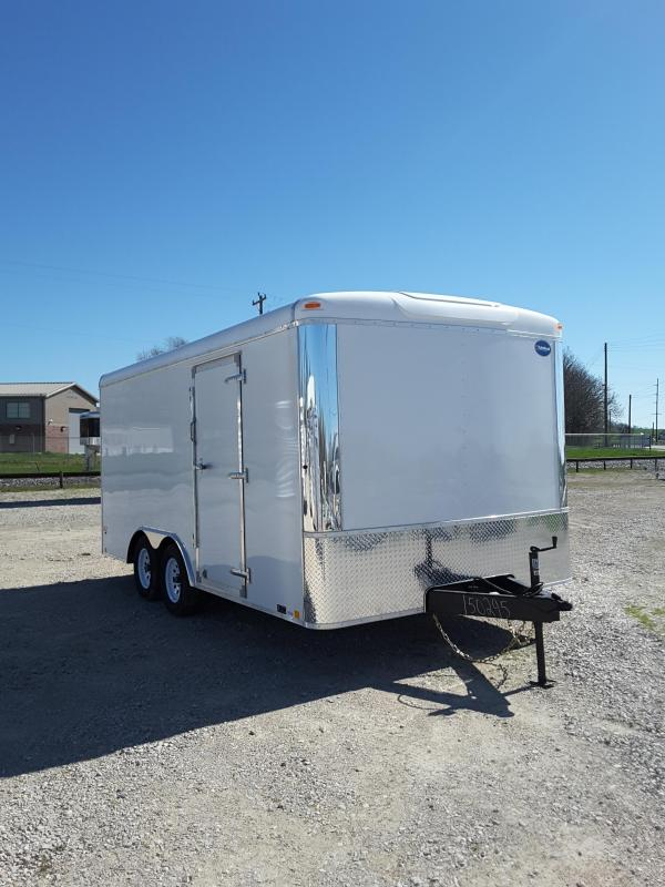 2019 United Trailers ULT 8.5X16TA35 Enclosed Cargo Trailer