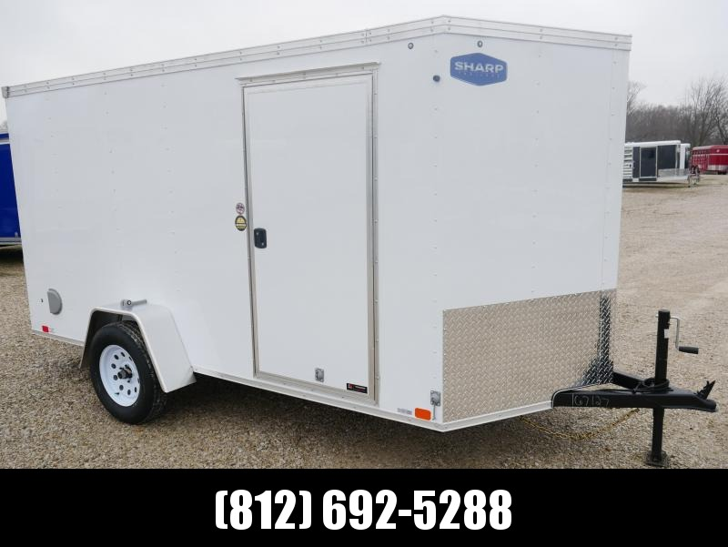 2019 United Trailers XLV-612SA Enclosed Cargo Trailer