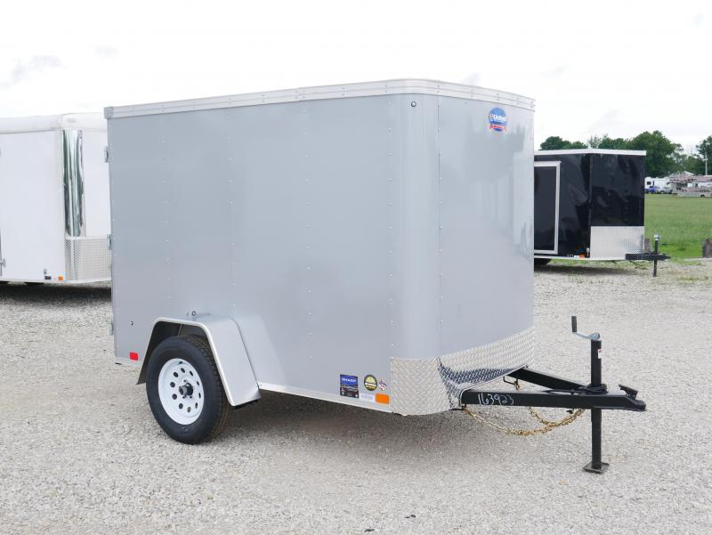 2019 United Trailers XLE 5X8SA30-S Enclosed Cargo Trailer