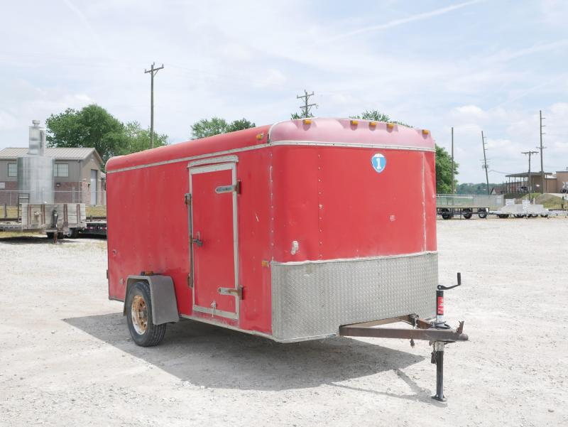 2003 Interstate 6X12SA Enclosed Cargo Trailer