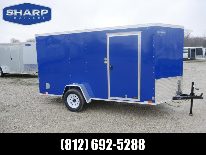 2019 United Trailers XLV-612SA Enclosed Cargo Trailer