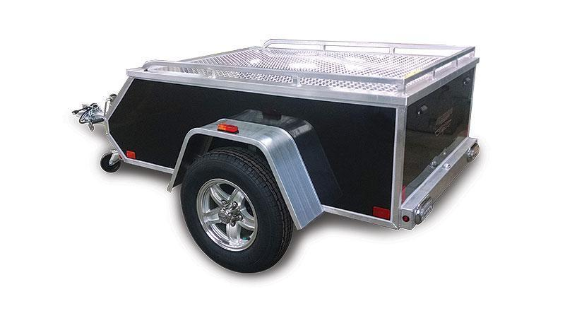 2019 Aluma AE 46 Enclosed Cargo Trailer