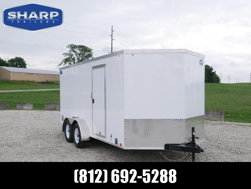 2019 United Trailers XLV 7X16TA35-S Enclosed Cargo Trailer