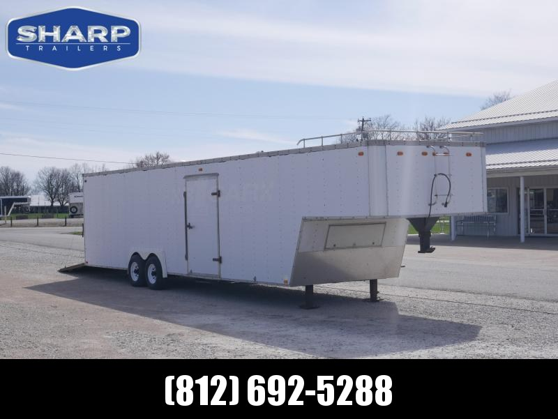 1994 United Trailers GN 8x28+8 Car / Racing Trailer