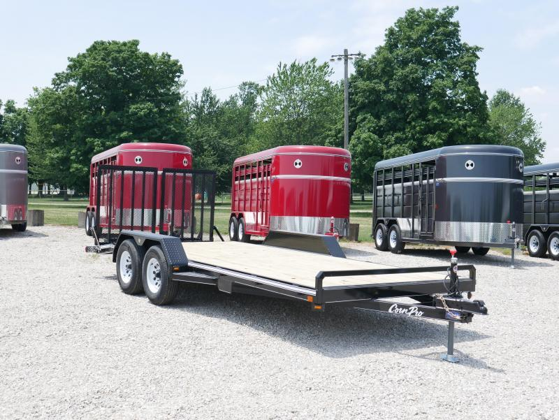 2019 CornPro Trailers UT 18 CS Utility Trailer