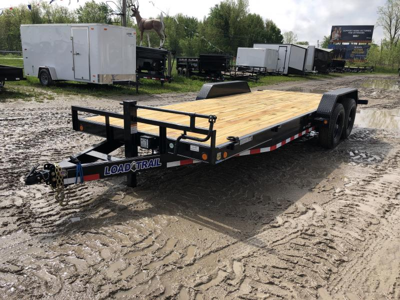 Load Trail 20ft 14K Car / Racing Trailer