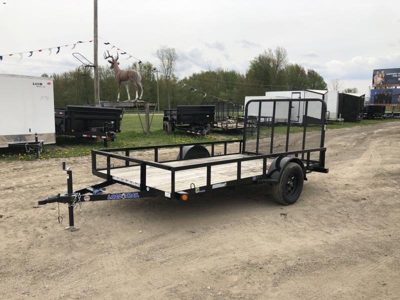 Load Trail SE Black 77x12 Utility Trailer