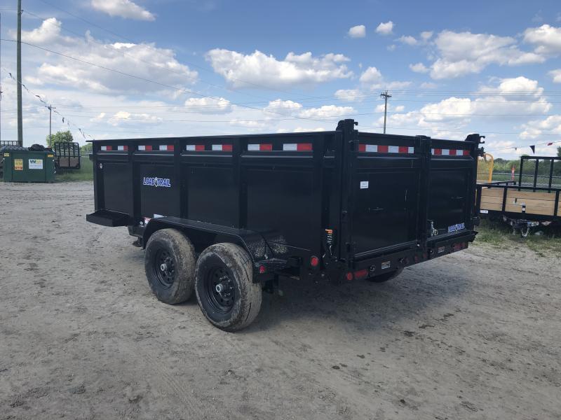 Load Trail 83x14 14K  Dump Trailer W/36in Sides