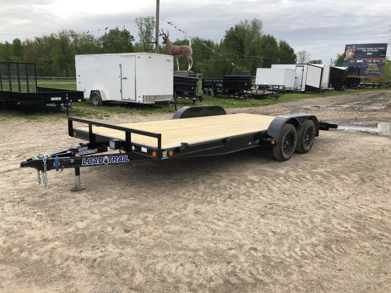 Load Trail 18ft 7K Car / Racing Trailer
