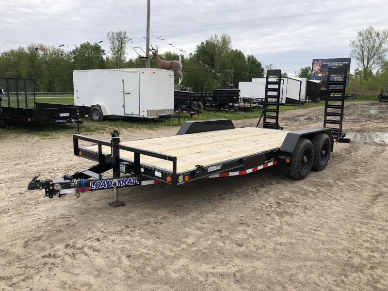 Load Trail 18ft 10K Equipment Trailer