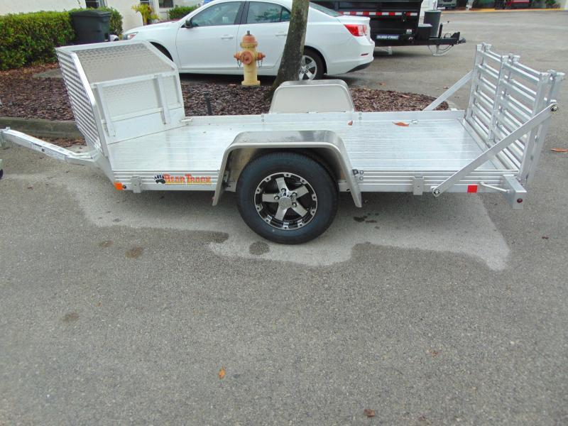 2019 Bear Track Products 53X120 Motorcycle Trailer