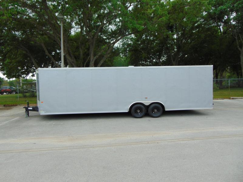 2019 Rock Solid Cargo 8.5X28 Car / Racing Trailer