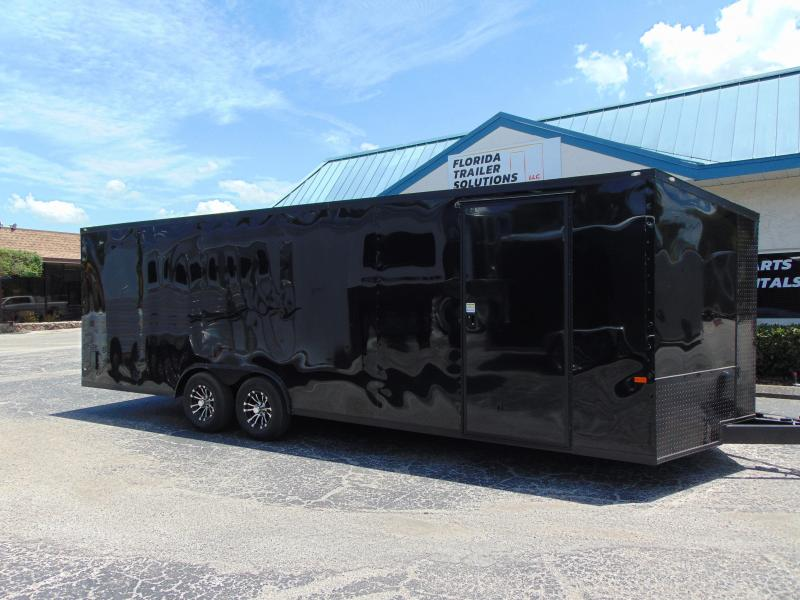 2019 Rock Solid Cargo 8.5X24TA Enclosed Cargo/Car Trailer