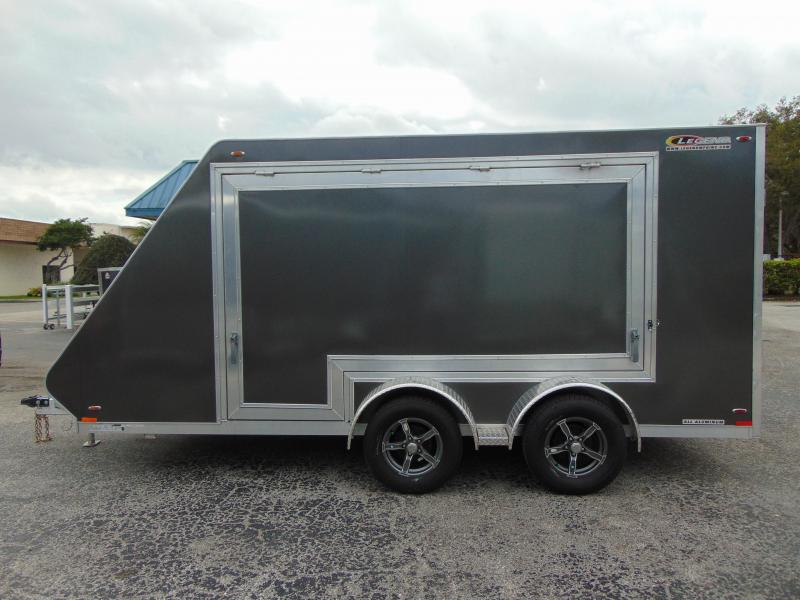 2019 Legend Manufacturing 7X17 All Sport Enclosed Cargo Trailer