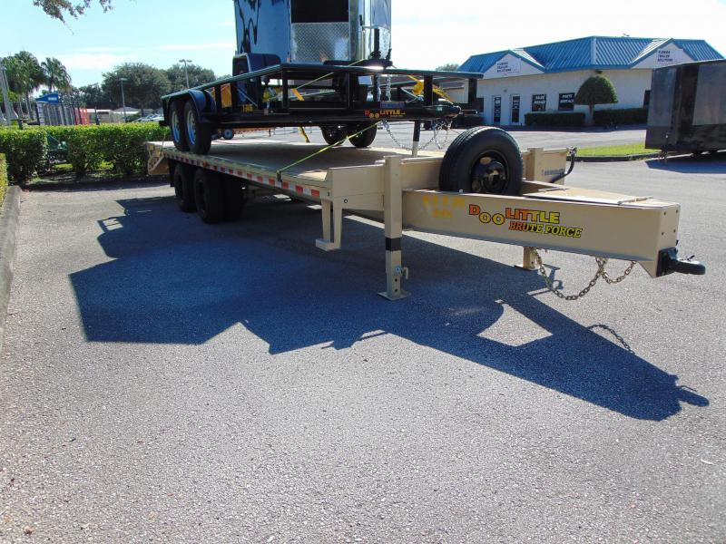 2019 Doolittle Trailer 24K Heavy Duty 8.5X25 Equipment Trailer