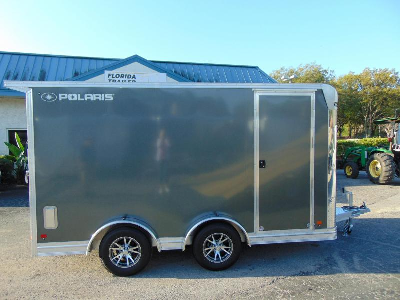 2019 Alcom 7.5X14 Enclosed Motorcycle Trailer
