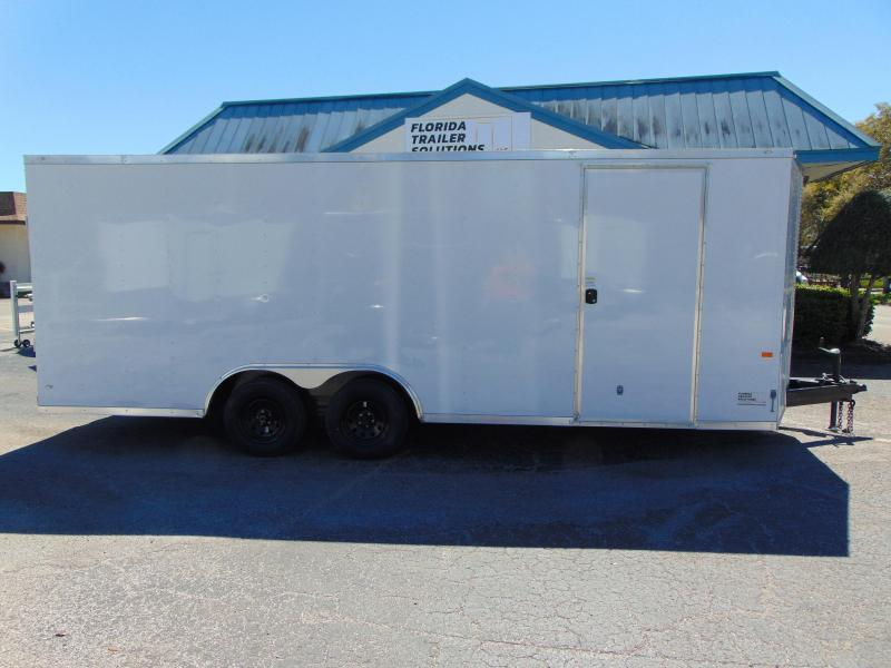 2019 Rock Solid Cargo 8.5X20TA Car / Racing Trailer