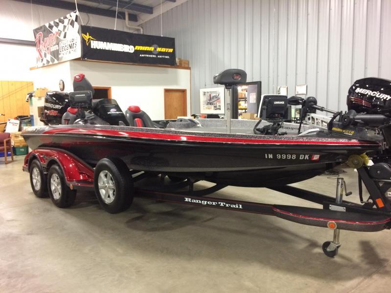 2011 Ranger Z520 - Power Boat - Bass Boat