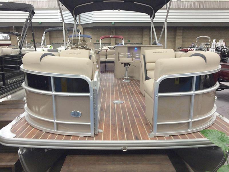 2016 Berkshire 23E STS 24' Power Boat - Pontoon Boat