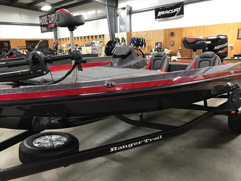 2017 Ranger Z185 Bass Boat 18