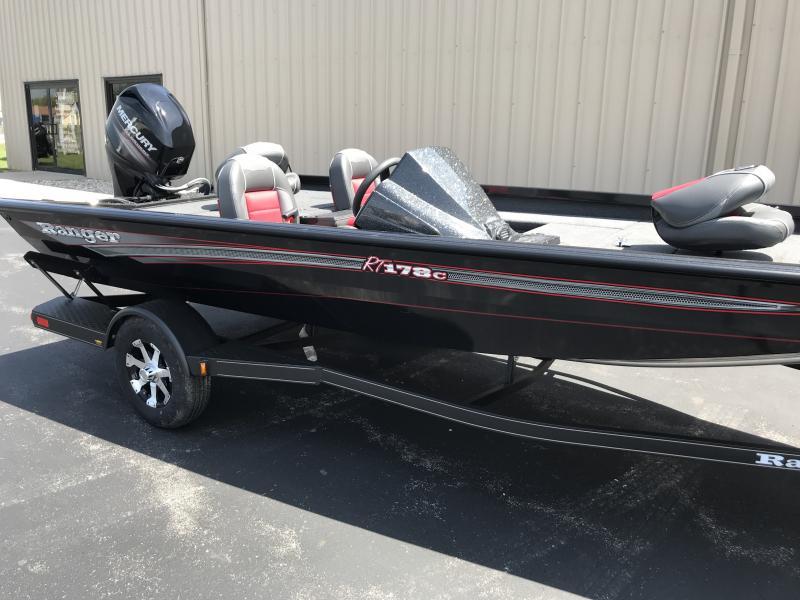 2018 Ranger RT178C Bass Boat