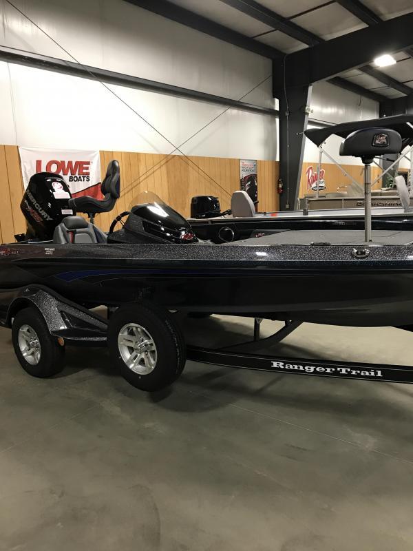 2018 Ranger Z518 Bass Boat  18