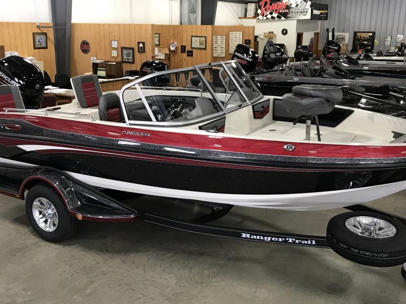 2018 Ranger ANGLER 1880MS I Fishing Boat
