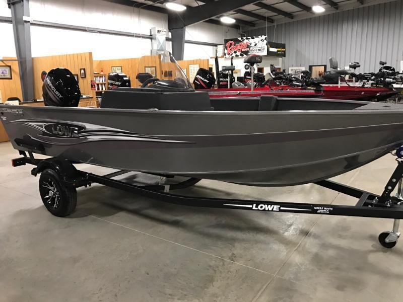2017 Lowe FM165PS Fishing Boat