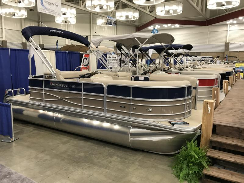 2018 Berkshire 20CL CTS Pontoon Boat