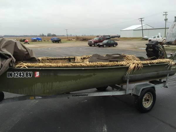 2001 Other 16 x 44 Fishing Boat