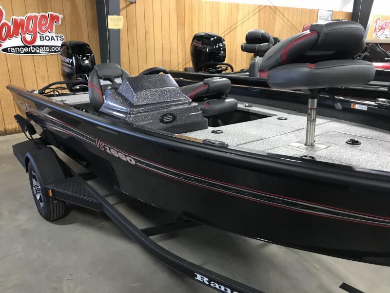 2019 Ranger VS1660 Fishing Boat