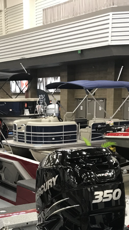 2019 Berkshire 20RFC CTS Pontoon Boat