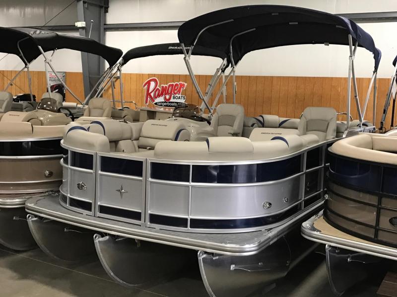 2017 Berkshire 23RFX STS 3.0 TRITOON Pontoon Boat