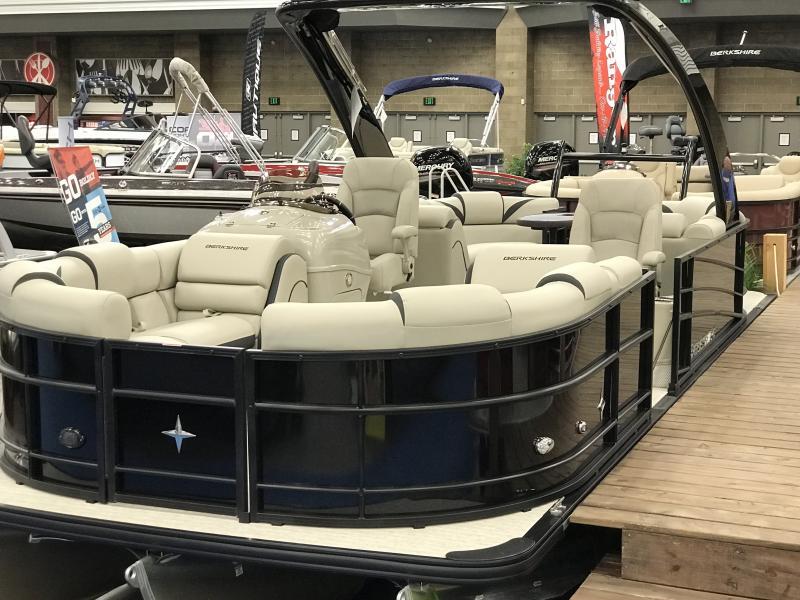2018 Berkshire 23RFX STS ARCH Pontoon Boat