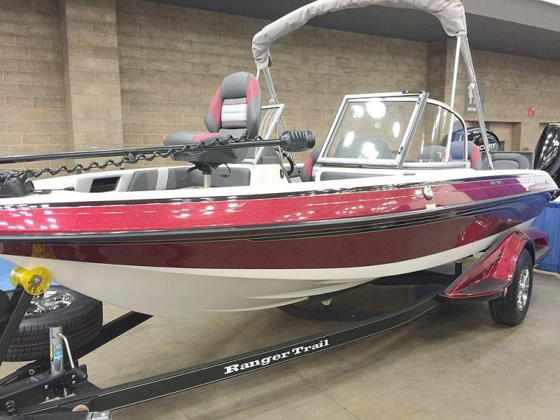 Ranger new and used boats for sale in indiana for Fish and ski boats for sale craigslist