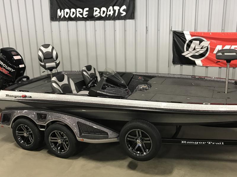 2018 Ranger Z521L Bass Boat