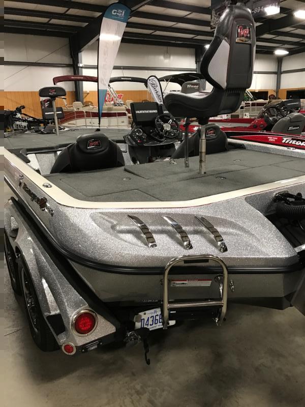 2016 Ranger Z521C Bass Boat