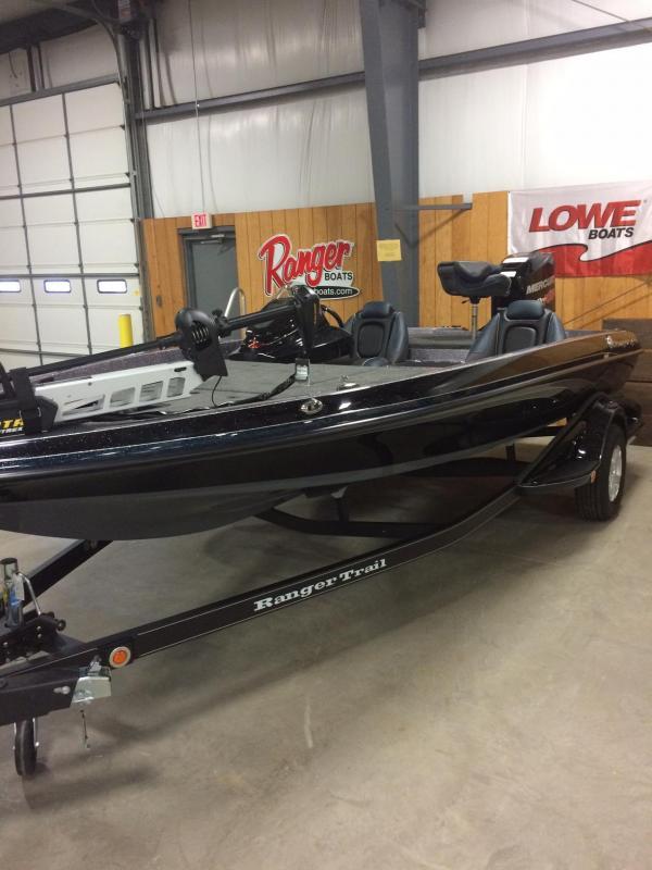 2017 Ranger Z518 Bass Boat