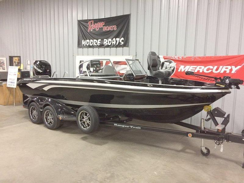 2016 Ranger 621FS 21' Power Boat - Dual Console