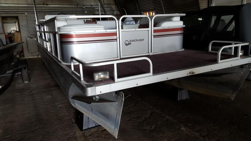 1989 Other SUNCRUISER SD 240 Pontoon Boat