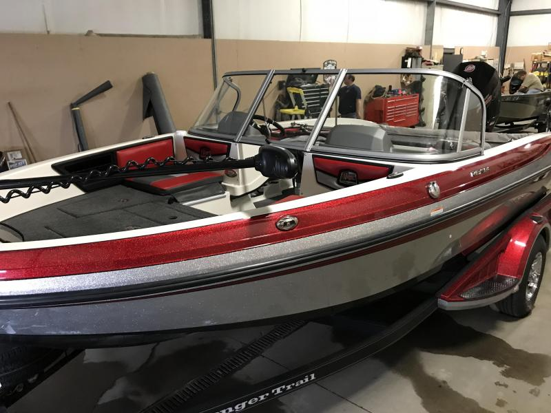 2019 Ranger 1850MS Fishing Boat