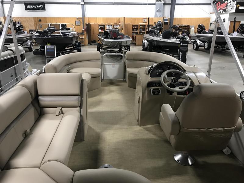 2017 Berkshire 20CL CTS Pontoon