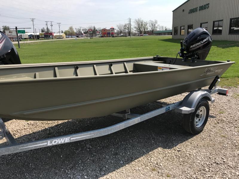 2017 Lowe RX1650 Fishing Boat 16