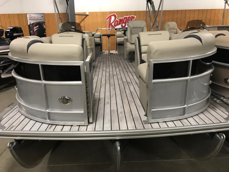 2017 Berkshire 23RFX STS 3.0 23 TRITOON Pontoon Boat