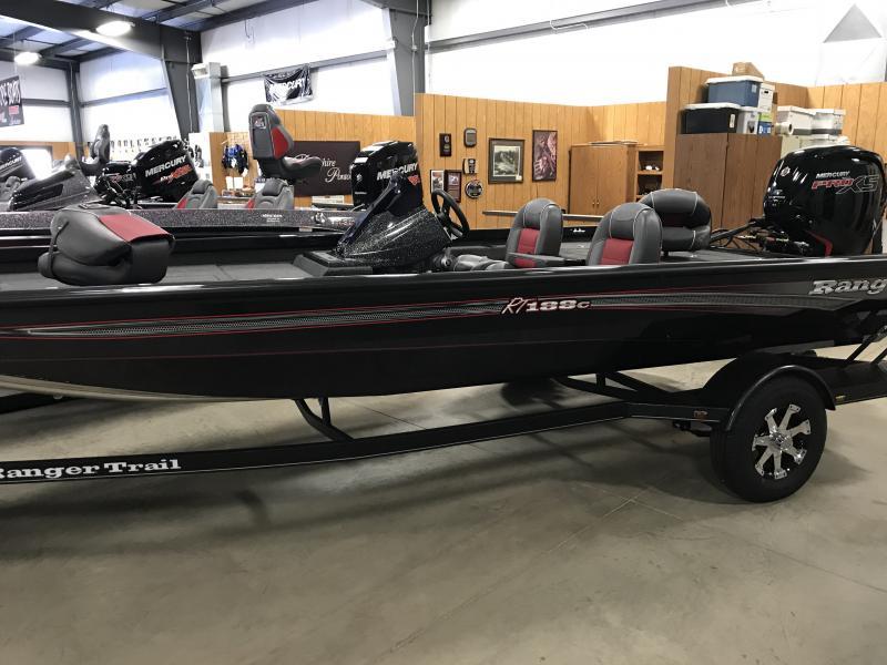 2018 Ranger RT188C Fishing Boat