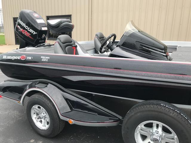 2018 Ranger Z518 Bass Boat
