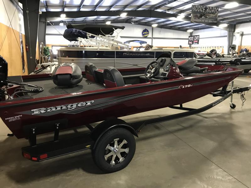2018 Ranger RT178C Fishing Boat