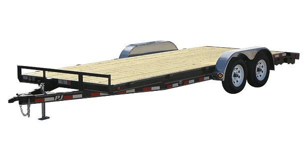 2019 PJ Trailers C5 Car / Racing Trailer