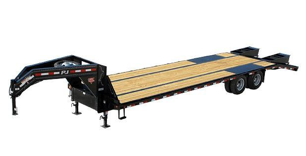 2019 PJ Trailers LD Flatbed Trailer