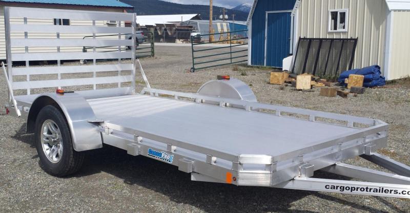 2016 CargoPro Trailers U6.5X12 Utility Trailer